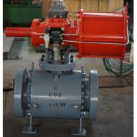 "Pipeline 2 / 4 / 60"" Ball Valve with Carbon Steel /  Low Alloy Steel Material OEM Manufactures"