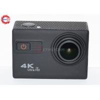 Quality Ef68 4k Sports Action Camera 170° Super Wide Angle Extreme Sports Camera for sale