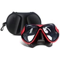 Mirrored Lens Adult Swim Mask Silicone Strap Mirrored Lens With Leakproof Manufactures