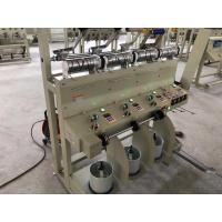 Single Spindle Fabric Winding Machine , Spinning Mill Autoconer Low Energy Consumption Manufactures