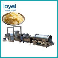 Potato Chip Bakery Production Line Equipment Commercial 500KG/H 40m Long Manufactures