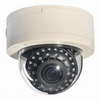 2-megapixel Vandal-proof Dome Camera, 4mm Fixed Lens with 30m IR Distance  Manufactures