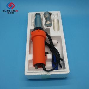 Hand - Held Geomembrane Hot Air Welder Gun For Plastic Material , 2000W Power Manufactures