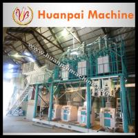 China 35t/24h wheat flour mill machines imported from China on sale