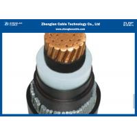 China 18/30KV Underground Medium Voltage (MV)STA/SWA Single/Three Cores Armoured Power Cables XLPE insulated IEC 60502/60228 on sale
