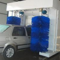 China Car Wash System with 20 to 30 Cars/Hour Washing Speed on sale