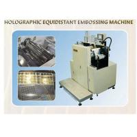China Small Type Film Hologram Embossing Machine High Accuracy For Label RK320 on sale