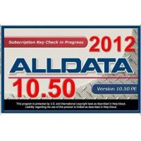 Alldata V10.50 Car Repair Software, Automotive Diagnostic Software For Cars, Light Trucks Manufactures
