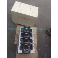 Quality 8-97352744-2 Cast Iron Engine Block , Car Engine Block Isuzu 4jg1 Engine Parts for sale