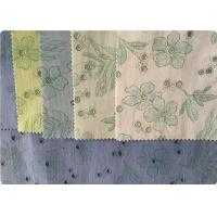 Popular Cotton Jacquard Upholstery Fabric High End Apparel Fabric Manufactures