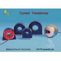 Silicon Steel Core High Accuracy Current Transformer , Energy Meter Current Transformer Manufactures