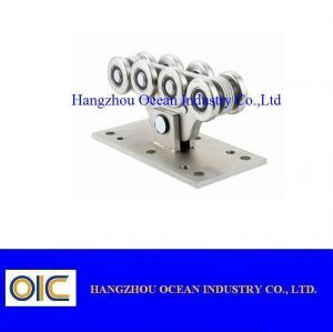 Sliding Gate Hardware Carriage Wheel Manufactures