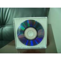 China Dvd R Blank Disc In Cake Box Writing 8x / 16x Recording Time 120 Minutes Storage Capacity on sale