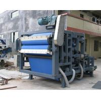 Low Noise Belt Filter Press , Industry Automatic Pressure Filter Manufactures
