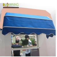 China Aluminum Folding Dutch Canopy,French awning, European style window awning on sale