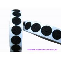 China Dual Sided Hook And Loop Dots 1 Velcro Roll Lightweight Any Logo Avaliable wholesale