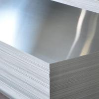 Anodized 5005 5052 H32 Aluminium Sheet Plate Hot Rolled For Construction