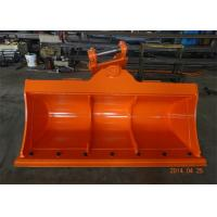 China Customized 2000mm Excavator Tilt Bucket for Hitachi ZX200-3 Excavator on sale