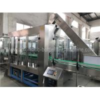 China Auto Washing Filling And Capping Machine , Mineral Water Bottle Filling Machine on sale