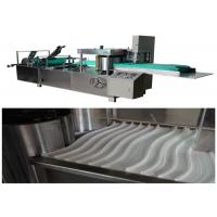 Fully Automatic Servo Control Non Woven Folding Machine At A High Speed Manufactures