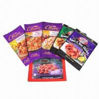 Laminated Pouches, Suitable for Snack Food Packing Manufactures