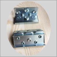 90mm Heavy Duty Wood Gate Hinges 2.0mm Thickness High Performance Manufactures