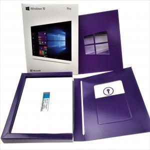 64 Bits License Key Windows 10 Pro Key Code Microsoft Retail Box Package Download