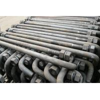 Carbon Steel Foundation Anchor Bolts Hold Down L Type Hot Dipped Galvanized Grade 10.9 Manufactures