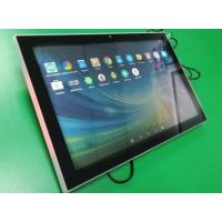 China Home Appliance Controlling Android OS Rooted 10 Inch Wall Mounted POE Touch Tablet PC Adding LED Light bars on sale