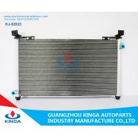 Cooling Aluminum Auto Car Condenser For Honda Accord 2.3 98-00 OEM:80100-S86-K21 Manufactures