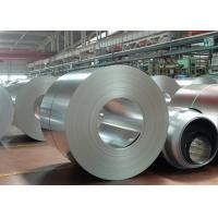 Construction GI Hot Galvanized Steel , Custom Weight Galvanised Steel Coils Manufactures
