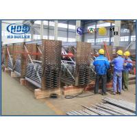 Flue Gas Cooler and  Air Cooled Heat Exchanger Hot Oil Heat Exchanger for Heat Stenter Machine Manufactures
