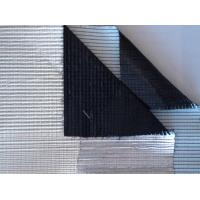 A / B + W / B aluminum stripe Greenhouse shade screen with high shading ratio Manufactures