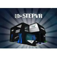 Professional Virtual Reality Systems 3D Dynamic View For Training , SVR-1712048 Manufactures