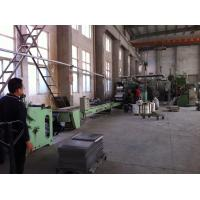Indoor PVC Floor Tile Production Line 3.2mm-6mm Thickness Simple Color Manufactures