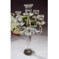 Crystal Premiums Candle Holder (JD-ZT-004) Manufactures