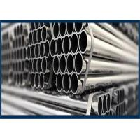 China 16 Gauge 304 Stainless Steel Pipe , Stainless Steel Threaded Pipe on sale