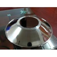 Washing Machine Metal Spinning Process 0.02mm Tolerance , Zinc Plating Manufactures