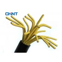 Electrical Flexible Multicore Control Cable , PVC Insulated Control Cable Manufactures