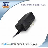12V 1A Switch Power Adapter US Plug CEC Level VI with UL Certificate Manufactures