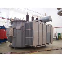 Overload Distribution Power Transformer 132 KV - Class Two Winding Three Phase Manufactures