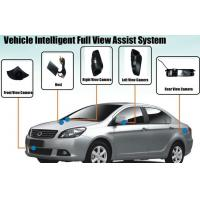 Upgrade Bird View System All Around Car Reverse Camera View Security Parking System For Toyota RV4 Manufactures