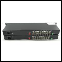 Optic video transceiver with 16-channel video transmission Manufactures