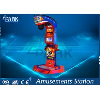 1 Player Amusement Game Machines Punching Arcade Machine Boxing Game For Sale Manufactures