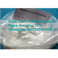 China Oral Steroid Testosterone Enanthate Raw Powder CAS 315-37-7  For Bodybuiling C26H4003 on sale