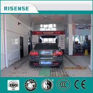 Automatic Car Wash System Risense CF-350 Manufactures