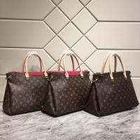 China NEW COLOR LV PALLAS HANDBAG, ALL STEEL HARDWARE LINING CLASSIC  SHOULDER BAG,DURABLE AND PORTABLE FOR OCCASIONS..... on sale