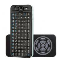 82 keys handheld black fly mouse Mini Wireless Keyboard for Google / Android TV  / Player Manufactures