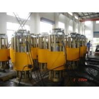 China Hydraulic Piston Cylinder Stainless Steel Hydraulic Cylinder For Construction Work on sale