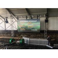Module Desigh Stadium Led Screens , High Definition Indoor Led Display Signs Manufactures